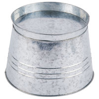 Core Galvanized Metal Beverage Dispenser Base
