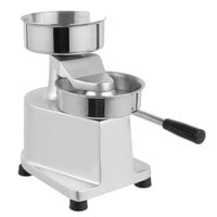 Garde HDHP12 Heavy-Duty 1/2 lb. 5 inch Hamburger Patty Molding Press with Handle