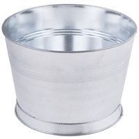 Choice 10 5/16 inch Round Metal Bucket
