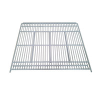 Turbo Air 30278R0400 Coated Wire Front Shelf - 12 inch x 22 3/4 inch