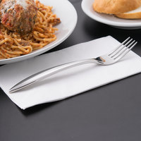 World Tableware 982 027 Contempra 7 7/8 inch 18/8 Stainless Steel Extra Heavy Weight Dinner Fork - 36/Case