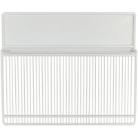 Turbo Air P0178A0300 Coated Wire Top Shelf - 16 3/4 inch x 19 1/2 inch