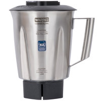 Waring CAC138 48 oz. Stainless Steel Blender Jar