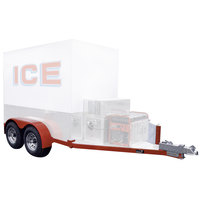 Polar Temp 7X16ADTT Trailer Transport for 7' x 16' Refrigerated Ice Transports