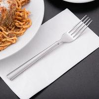 World Tableware 992 027 Cimarron 18/8 Extra Heavy Weight Stainless Steel 8 inch Dinner Fork - 36/Case