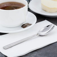 World Tableware 992 001 Cimarron 18/8 Extra Heavy Weight Stainless Steel 6 3/8 inch Teaspoon - 36/Case