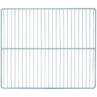 Turbo Air 30278D1000 Coated Wire Left Shelf - 24 1/2 inch x 19 1/2 inch