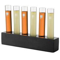 Libbey 56817YS6 2 oz. (60mL) 7-Piece Chemistry Bar Test Tube Shooter Set - 4/Case