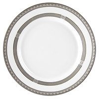 10 Strawberry Street SOP-5 Sophia 7 inch Platinum Bread and Butter Plate - 24/Case
