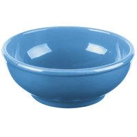 Syracuse China 903043003 Cantina 18 oz. Blueberry Uncarved Porcelain Oatmeal Bowl - 12/Case