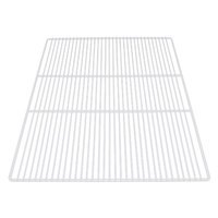 True 908771 White Coated Wire Shelf - 28 3/8 inch x 22 1/4 inch