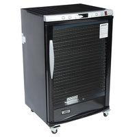 Weston 28-0501-W Steel Alloy 24-Rack Food Dehydrator with Glass Door - 1600W