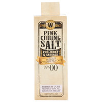 Weston 02-0000-W 4 oz. Pink Curing Salt