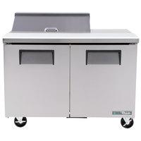True TSSU-48-8-HC 48 inch Sandwich / Salad Prep Refrigerator