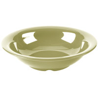 GET B-167-AV Diamond Harvest 16 oz. Avocado Melamine Bowl - 24/Case