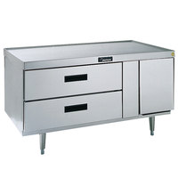 Delfield F2748 48 inch 2 Drawer Remote Condenser Freezer Chef Base