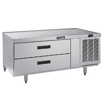 Delfield F2952 52 inch 2 Drawer Refrigerated Chef Base