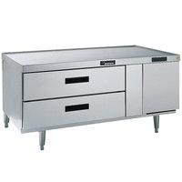 Delfield F2856 56 inch 2 Drawer Remote Condenser Refrigerated Chef Base