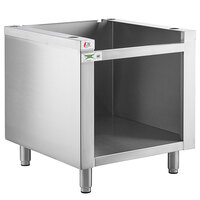 Regency 24 inch Stainless Steel Open Base Equipment Stand