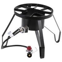 Backyard Pro Single Burner Outdoor Patio Stove / Range - 110,000 BTU