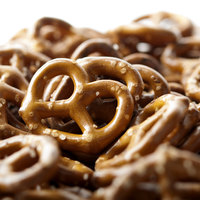 Snyder's of Hanover 1 lb. Bag Mini Pretzels   - 6/Case