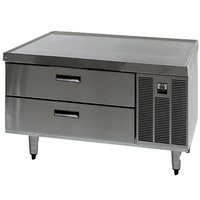 Delfield F2956 56 inch 2 Drawer Refrigerated Chef Base