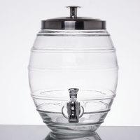 1 Gallon Style Setter Pub Glass Beverage Dispenser