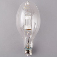 Satco S1932 150 Watt Warm Yellow Clear Finish High Pressure Sodium HID Light Bulb (ET23.5)