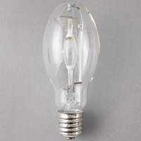 Satco S5878 400 Watt Cool White Clear Finish Metal Halide HID Light Bulb (ED28)