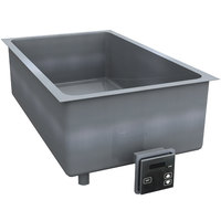 Delfield N8745-DESP ESP Series Three Pan Drop-In Hot Food Well