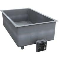 Delfield N8745-DESP ESP Series Three Pan Drop-In Hot Food Well