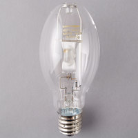 Satco S5829 175 Watt Cool White Clear Finish Metal Halide HID Light Bulb (ED28)