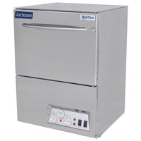 Jackson DishStar HT High Temperature Undercounter Dishwasher - 208/230V