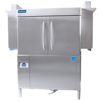 Jackson RackStar 44 Single Tank High Temperature Conveyor Dish Machine - Left to Right - 208V, 3 Phase