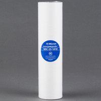 9 7/8 inch Sediment Reduction Drop In Cartridge - 10 Micron Rating and 5 GPM