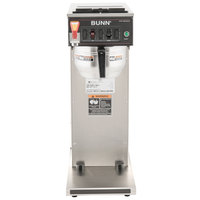 Bunn 23001.0051 CWTF15 APS Airpot Brewer with Gourmet Funnel and Hot Water Faucet - 120V