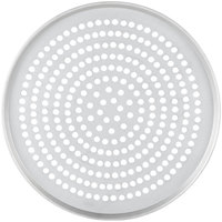American Metalcraft SPT2012 12 inch Super Perforated Tin-Plated Steel Pizza Pan
