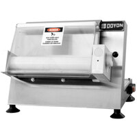 Doyon DL12SP Countertop 12 inch Dough Roller Sheeter - One Stage