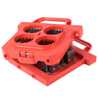 Prince Castle 980-000-12A Saber King 1/4 inch Tomato Slicer Blade and Pusher Head Assembly