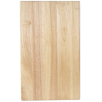 Choice 30 inch x 18 inch x 1 3/4 inch Wood Cutting Board