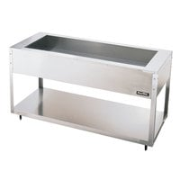 Vollrath 38015 ServeWell 5 Pan Cold Food Table