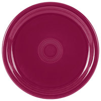 Homer Laughlin 749341 Fiesta Claret 9 inch Round Healthcare Plate - 12/Case