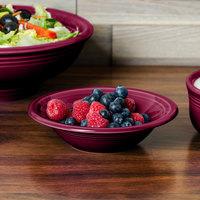 Homer Laughlin 472341 Fiesta Claret 11 oz. Stackable Cereal Bowl - 12/Case