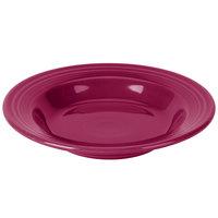 Homer Laughlin 459341 Fiesta Claret 6.25 oz. Fruit Bowl / Monkey Dish - 12/Case