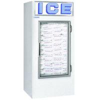 Polar Temp 300ADG Auto Defrost Indoor Ice Merchandiser - 30 cu. ft.