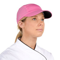 Hot Pink Headsweats Customizable 7700-269 Coolmax Chef Cap