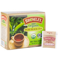 Bromley Organic Black Tea Bags - 48/Box