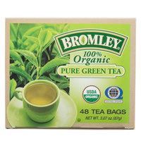 Bromley Organic Green Tea Bags   - 48/Box