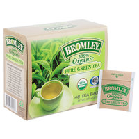 Bromley Organic Green Tea Bags - 48/Box