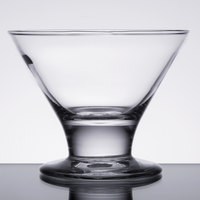 Libbey 3803 Embassy 8 oz. Mini Martini / Dessert Glass - 12/Case